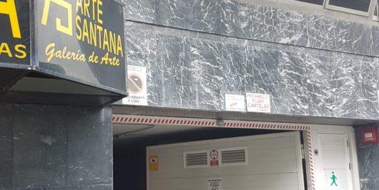 Garaje en venta en Mesa y Lopez, 43, Las Palmas de Gran Canaria