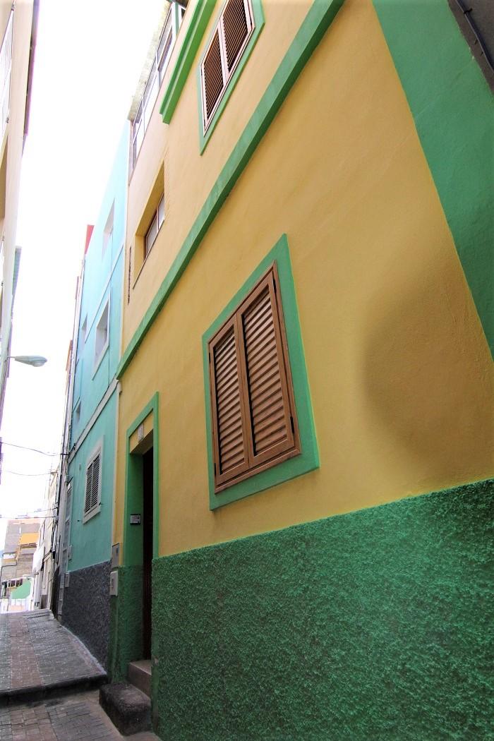 Casa Terrera en venta en Estampa, 10, Las Palmas de Gran Canaria